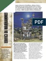 m460074a Dec 07 Lab Oratorio Di Modellismo Edifici Di Warhammer WFB