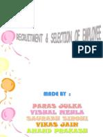 Employee Recruitment Selection 001