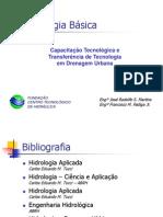 1 - Hidrologia Basica