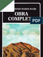 Obra Completa J a Ramos Sucre
