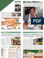 11ª EDIÇÃO - JORNAL NATÉRCIA EM NOTÍCIA - ABRIL DE 2012