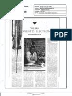 """""""STEREN Componentes Electrónicos"""" 28 de Enero de 1996-Nuevo Inversionista"""