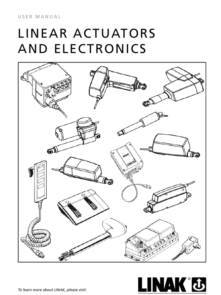 Rocker Switches For Linear Actuators Manual Guide