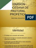 Identidad Del Educador