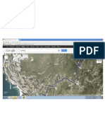 Mapa Percurso a pá EB VPA-Igreja S.Pedro Varais