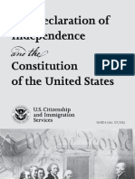 Declaration and Constitution