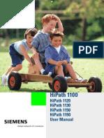 Hi Path 1100 Manual