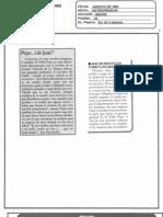 """Pepe...¿De José?"" Agosto de 1997-Revista Entrepreneur"