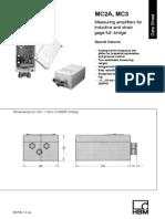 HBM MC2A-MC3 Amplifier