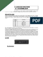 070 Le Langage Machine