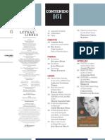 Índice Letras Libres. No. 161, mayo 2012 / PAN