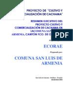 PROYECTO DE CACHAMA