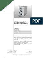 IM31 SM3 2 1 0 0 System Regulator