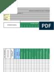 Matriz de Identificacion de Riesgos