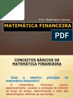 Matemática Financeira - Parte I