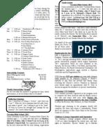 3pg Bulletin May 6, 2012