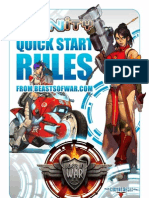 Infinity Quick Start Rules V1
