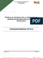 Manual Sicam