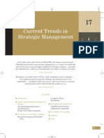 New Directions in Strategic Management