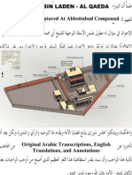 Osama Bin Laden & Al Qaeda Documents Captured At Abbottabad Compound