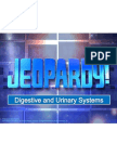 jeopardy digestive and urinary systems