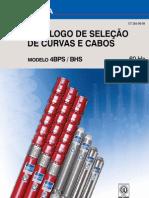 Catálogo Bomba Submersão Ebara BHS 411 - 9