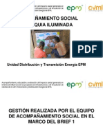 Presentacion Informe Gestion Brief 1