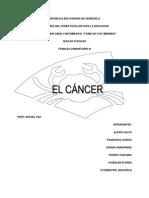 Cancer Edicion Actual