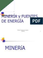 Mineria Fuentes de Energia