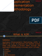 AIM Presentation