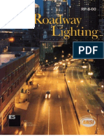 ANSI Roadway Lighting Standards