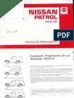 Manual Patrol 260