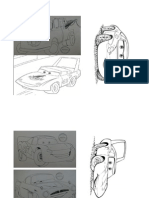 Dibujo Cars