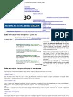 Editar e traduzir tema wordpress – parte 02 _ Tribbo