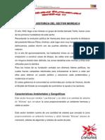 RESEÑA HISTORICA DEL SECTOR MOREAS II