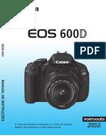 Canon Rebel T3i Manual Portugues