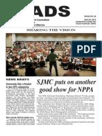 SJMC May 2012 Newsletter