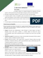 Fabrico Manual de Circuitos Impressos