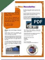 Ullans Alive Newsletter May12