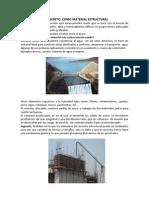 Concreto Como Material Estructural