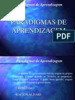 Paradigm As de Aprendizagem Ambiente