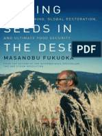 Sowing Seeds in the Desert by Masanobu Fukuoka - Introduction