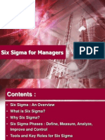Six Sigma for Managers 185[1]
