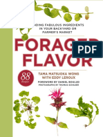 Recipes From Foraged Flavor by Tama Matsuoka Wong and Eddy Leroux