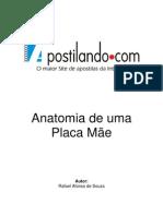 ANATOMIA DE UMA PLACA MÃE