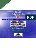 07 Car Rental System