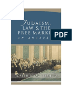 How Does Judaism View Free Markets?