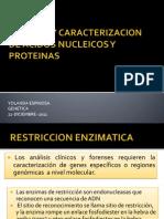 Analisis de Acidos Nucleicos