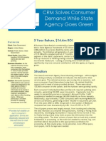 Case Study - Dynamics CRM - Public Sector
