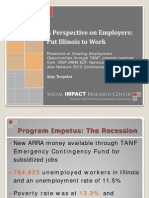 A Perspective On Employers